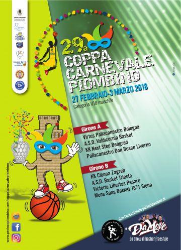 Coppa Carnevale al via. Presentazione pubblica del torneo in sala consiliare