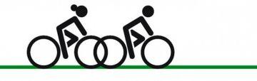 Passaggio della  gara ciclistica Tirreno Adriatico